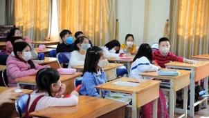 46 tỉnh thành cho học sinh đi học trở lại trong tình hình dịch Covid-19 cơ bản được kiểm soát