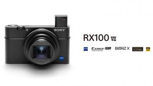 Cyber-Shot RX100 VII: Siêu phẩm mới gia nhập gia đình Sony