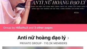 """Facebook vẫn để các hội nhóm anti người nổi tiếng """"mọc lên như nấm sau mưa"""""""