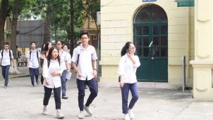 Hà Nội chốt phương án tuyển sinh lớp 10 với một số thay đổi về đăng ký nguyện vọng vào trường công lập