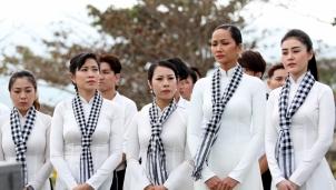 """Hoa hậu H'Hen Niê: """"Giới trẻ nên cố gắng phấn đấu nhiều hơn để đóng góp cho đất nước"""""""