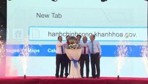 Khánh Hoà: Đã có 1 triệu hồ sơ được xử lý bằng dịch vụ công trực tuyến