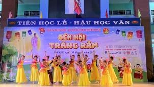 Tết Trung thu 2020 - Đêm hội trăng rằm của trẻ em vùng sâu của Bình Thuận
