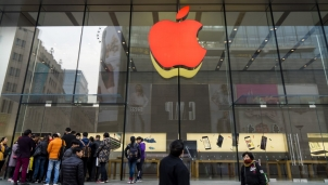Thị trường Trung Quốc chiếm 20% nguồn thu của Apple trên toàn cầu