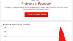 Facebook nói gì khi nhiều người dùng bị lỗi đăng xuất khỏi tài khoản?