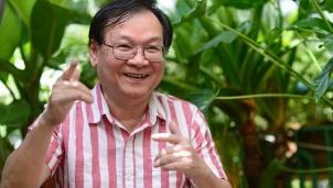 Ngày 'bạo chúa thời gian' ghé thăm thì nhà văn Nguyễn Nhật Ánh mới dừng viết