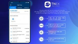 TNEX Merchant mang tiện ích đến hộ kinh doanh vừa và nhỏ