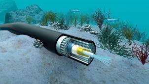 Kết nối internet đã được thông tuyến sau khi hai hệ thống cáp quang biển đã hoàn thành việc sửa chữa