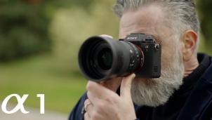Siêu phẩm Sony Alpha 1 ra mắt: Mirrorless full-frame 50MP, chụp 30fps, quay 8K