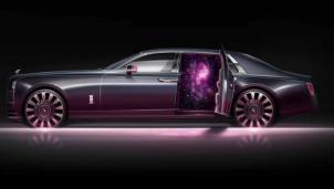 Phantom Tempus Collection siêu xe mang hơi thở không gian