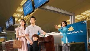 Các hình thức làm thủ tục bay thuận tiện của Vietnam Airlines