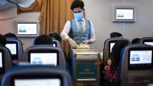 Tiêu chuẩn an toàn dịch bệnh của Vietnam Airlines cao nhất ngành hàng không Việt Nam