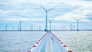 Sử dụng khu vực biển để khai thác điện gió chịu chi phí từ 3-7,5 triệu đồng/ha/năm