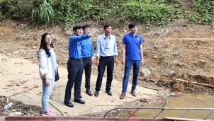 Xã Hiền Lương (Đà Bắc, Hòa Bình): Điển hình về bảo vệ hành lang hồ chứa thủy điện Hòa Bình