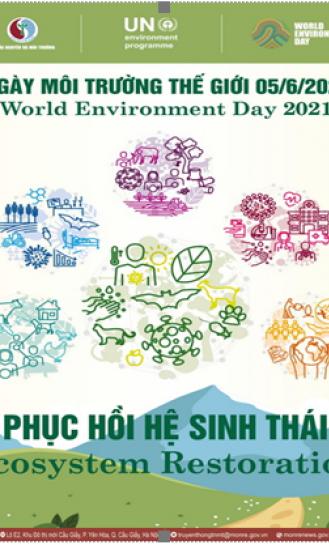 """Cán bộ đoàn viên công đoàn Viện Chiến lược TT&TT với Tháng hành động vì môi trường và Ngày Quốc tế Đa dạng sinh học năm 2021"""""""