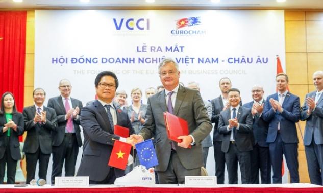 Niềm tin của cộng đồng doanh nghiệp châu Âu vào nền kinh tế Việt Nam