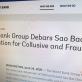 Bị World Bank cấm dự thầu 7 năm, công ty Sao Bắc Đẩu thừa nhận sai sót