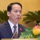 Chân dung tân Chủ nhiệm Uỷ ban Pháp luật của Quốc hội Hoàng Thanh Tùng