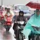 Dự báo thời tiết ngày mai 1/8: Do ảnh hưởng của bão WIPHA gây mưa khắp các miền