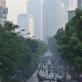 Ô nhiễm bụi mịn PM2.5 đang tăng lên theo từng giờ