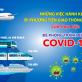 Clip: Những lưu ý khi sử dụng phương tiện công cộng trong đại dịch Covid-19