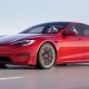 Tesla tiết lộ Model S và X 2021 được thiết kế lại với nội thất mới và vô lăng kiểu KITT