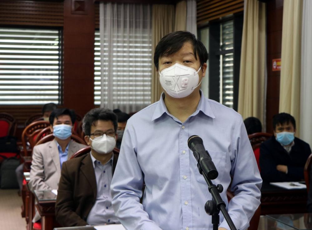 PGS. TS. Trần Như Dương đánh giá Hải Dương đã nghiêm túc thực hiện theo các khuyến cáo của Ban Chỉ đạo phòng chống dịch COVID-19 trung ương